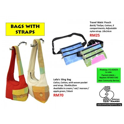 Bags with Straps
