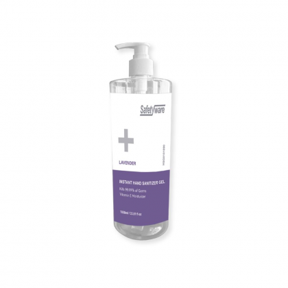 SAFETYWARE Gel Hand Sanitizer - HSG01