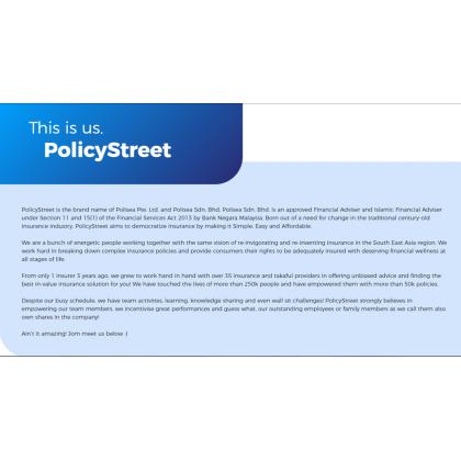 Free RM10 Policy Street Insurance Renew Voucher
